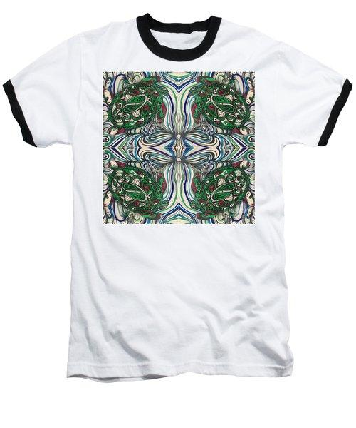 Turtle Time Baseball T-Shirt