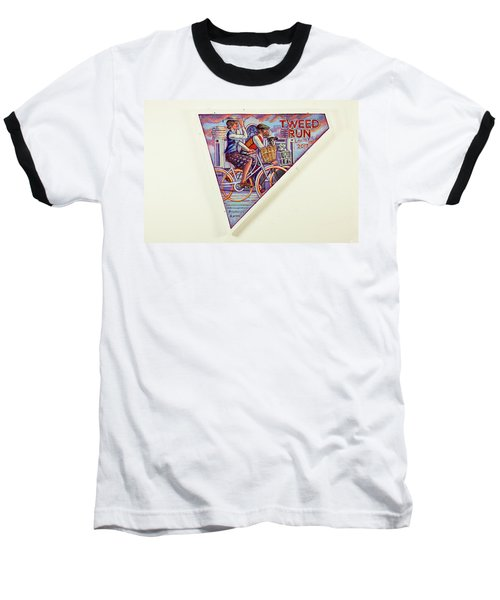 Tweed Run London Princess And Guvnor  Baseball T-Shirt