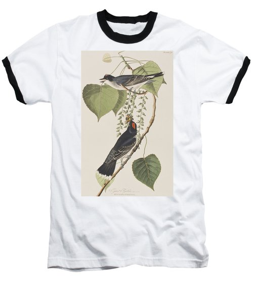 Tyrant Fly Catcher Baseball T-Shirt