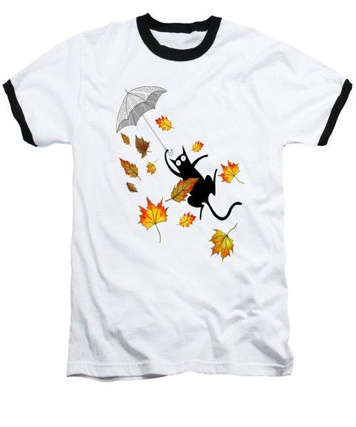 Umbrella Baseball T-Shirt