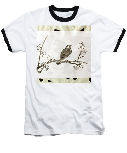 Ume Uguisu Baseball T-Shirt