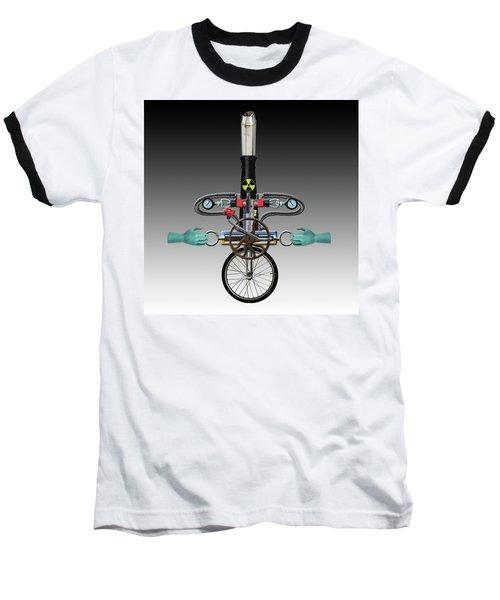 Unanchored Baseball T-Shirt