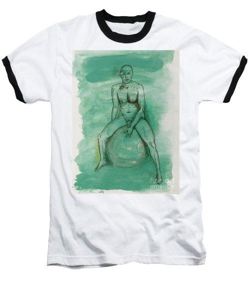 Under Pressure Baseball T-Shirt