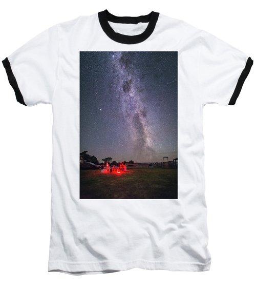 Under Southern Stars Baseball T-Shirt