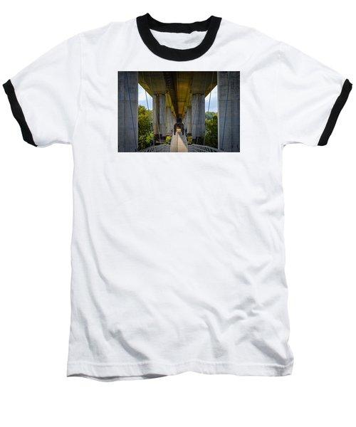Under The Bridge Baseball T-Shirt