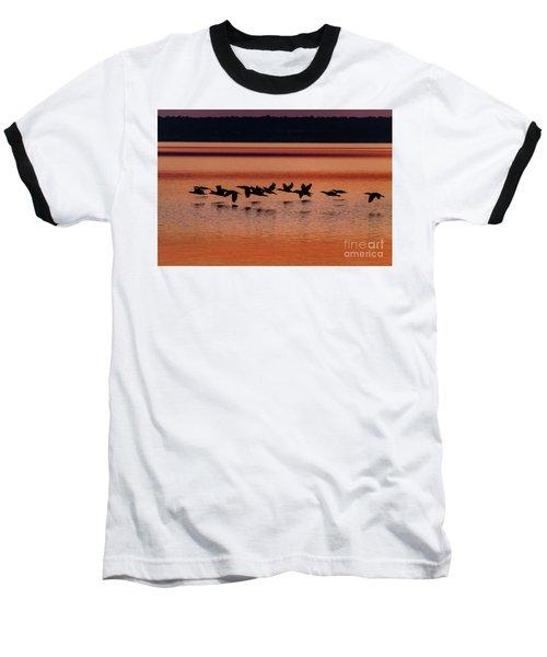 Under The Radar Baseball T-Shirt