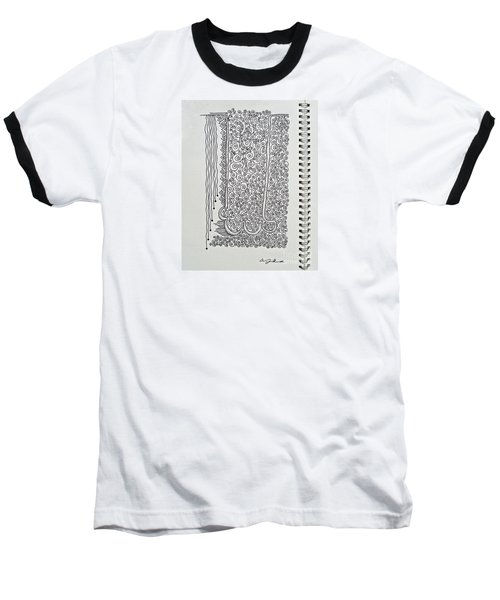 Sound Of Underground Baseball T-Shirt by Fei A