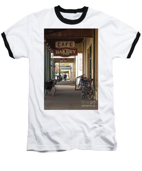 Undoing All The Good Work Baseball T-Shirt