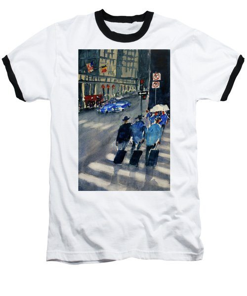 Union Square1 Baseball T-Shirt