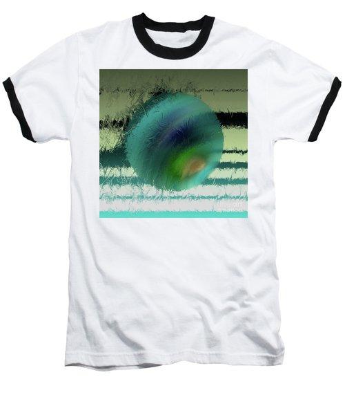 Unraveled 2 Baseball T-Shirt by John Krakora
