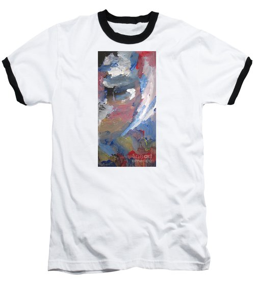 Untitled 141 Original Painting Baseball T-Shirt