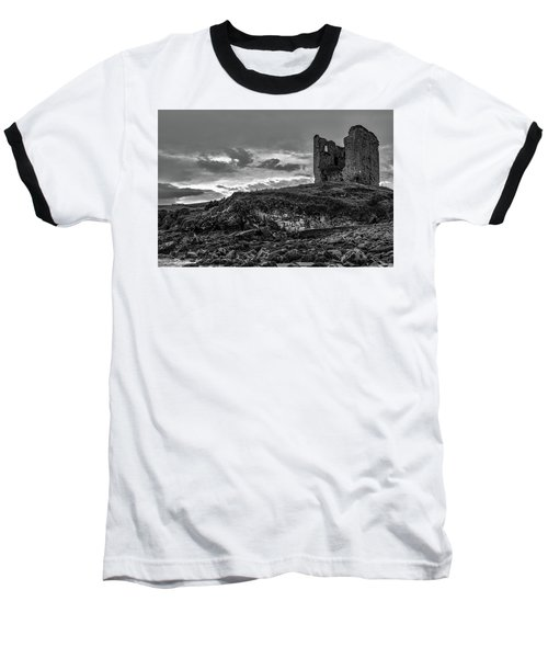 Upcomming Myth Bw #e8 Baseball T-Shirt by Leif Sohlman