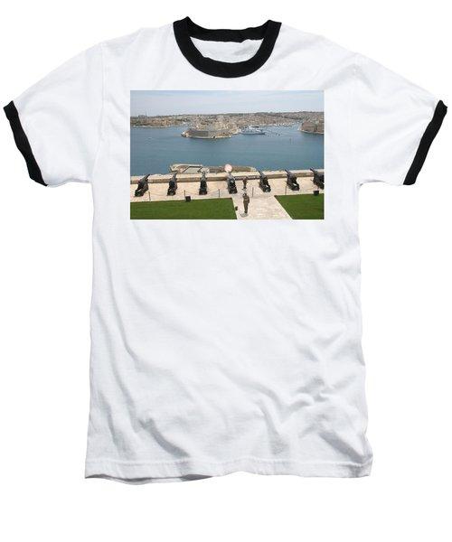 Upper Barrakka Saluting Battery Baseball T-Shirt