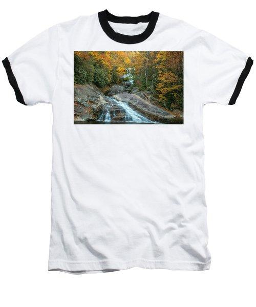 Upper Creek Autumn Paradise Baseball T-Shirt