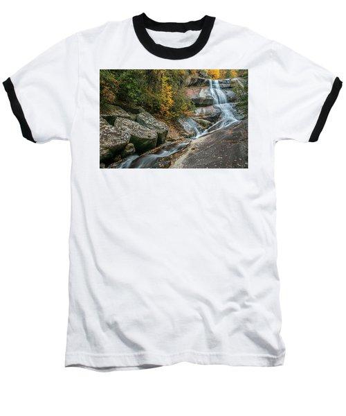 Upper Creek Falls Baseball T-Shirt