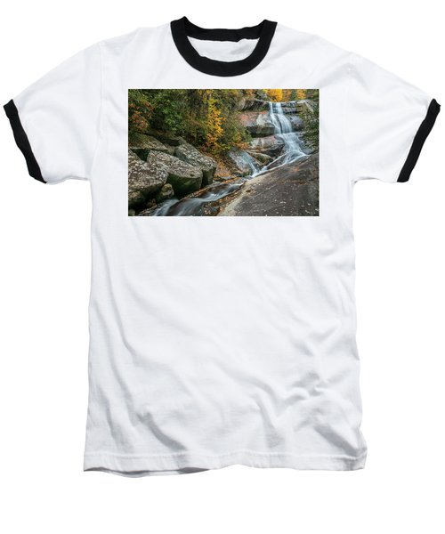 Upper Creek Falls Baseball T-Shirt