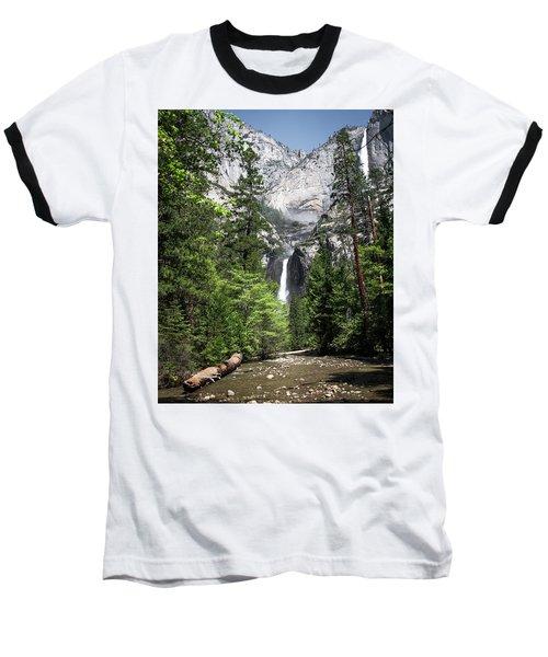 Upper Lower Baseball T-Shirt
