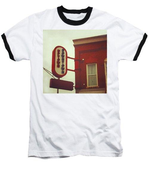 Uptown Downtown  Baseball T-Shirt