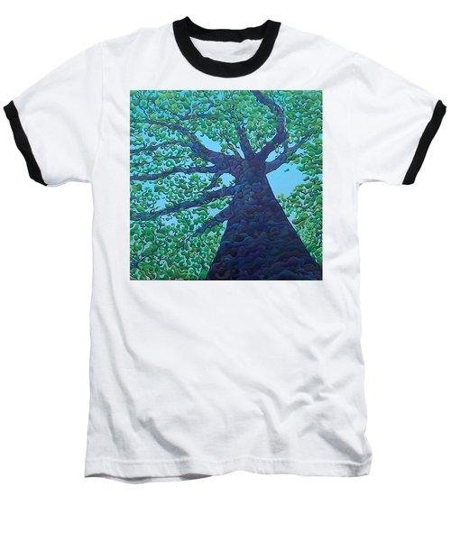 Upward Treejectory Baseball T-Shirt