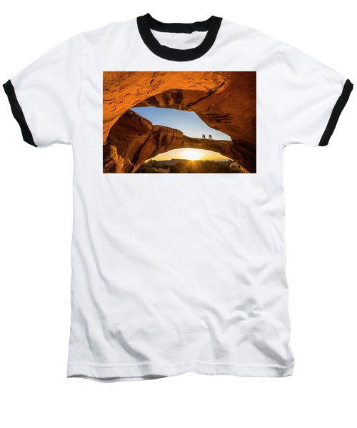 Uranium Baseball T-Shirt