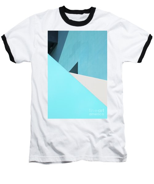 Urban Abstract 3 Baseball T-Shirt