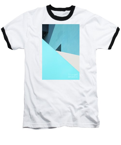 Urban Abstract 3 Baseball T-Shirt