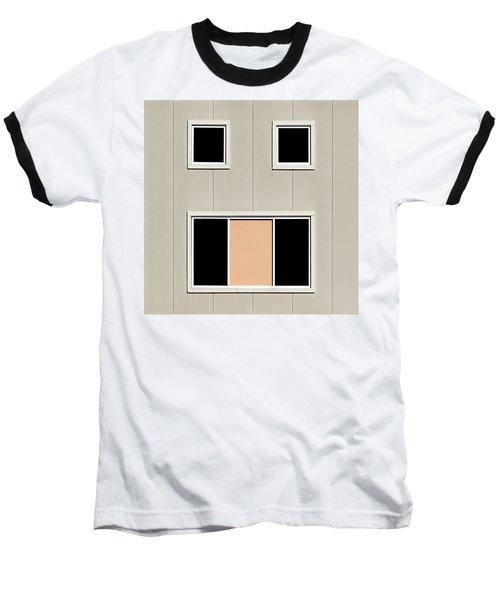 Urban Face Baseball T-Shirt