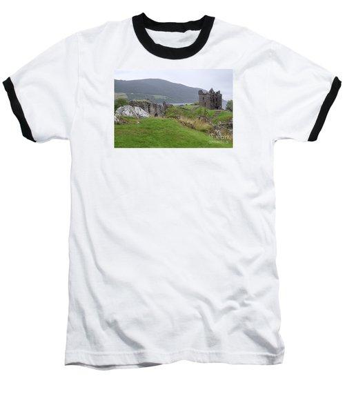 Urquhart Castle - Drumnadrochit Baseball T-Shirt