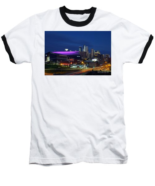 Us Bank Stadium Baseball T-Shirt