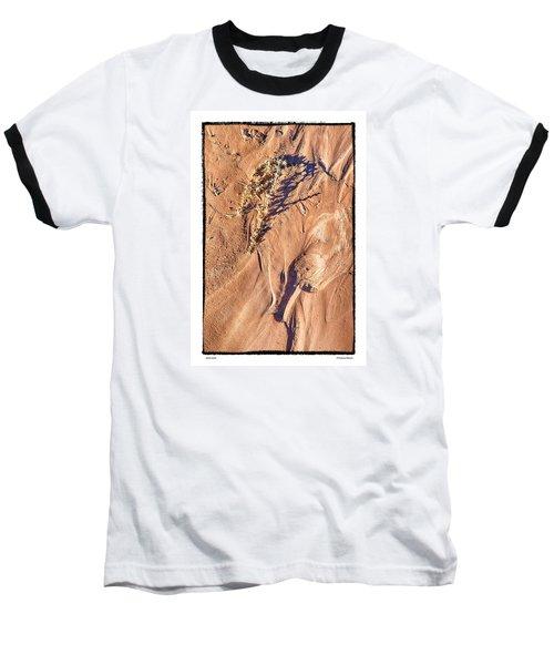 Utah Sand Baseball T-Shirt by R Thomas Berner
