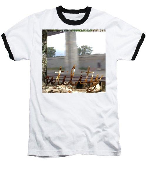Utility Baseball T-Shirt