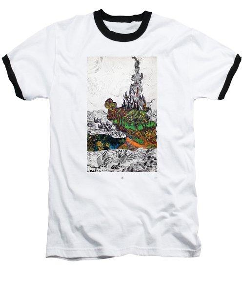 V Ogh 8 Baseball T-Shirt