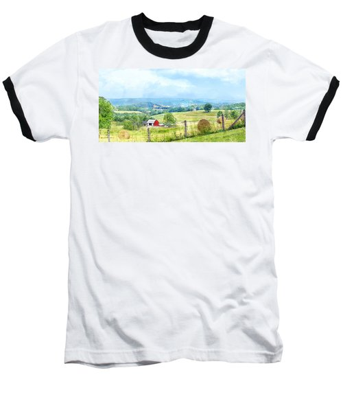 Valley Farm Baseball T-Shirt
