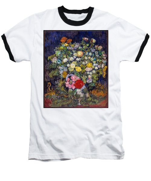 van Gogh's Vase          Baseball T-Shirt