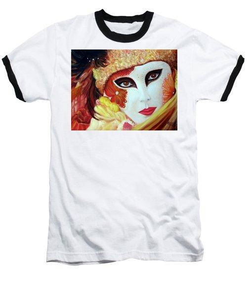 Venetian Glow Baseball T-Shirt