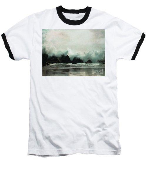 Venice Beach, California Baseball T-Shirt