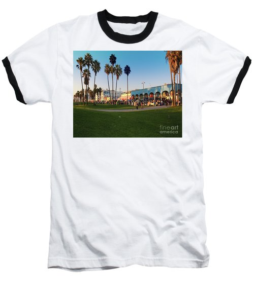 Venice Beach Baseball T-Shirt