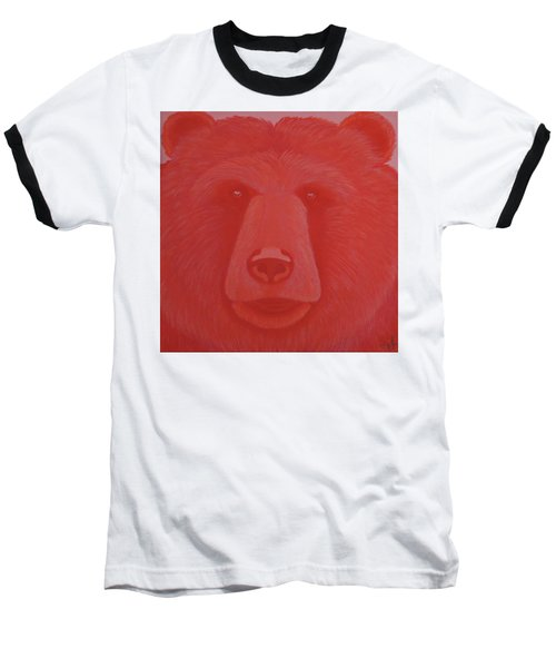 Vermillion Bear Baseball T-Shirt