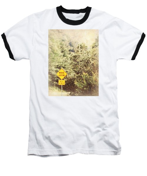 Baseball T-Shirt featuring the photograph Vermont In Winter by Robin Regan