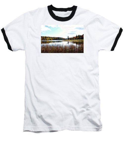 Vermont Scenery Baseball T-Shirt