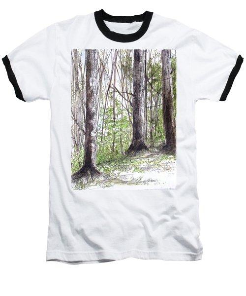 Vermont Woods Baseball T-Shirt