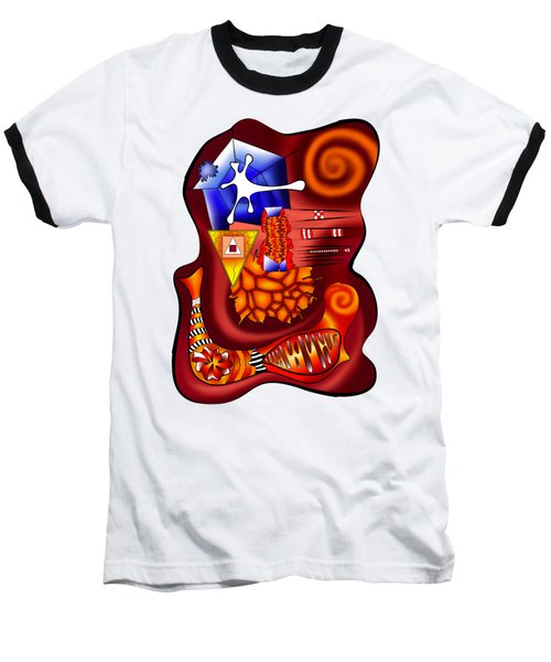 Versophomus V3 - New World Baseball T-Shirt by Cersatti