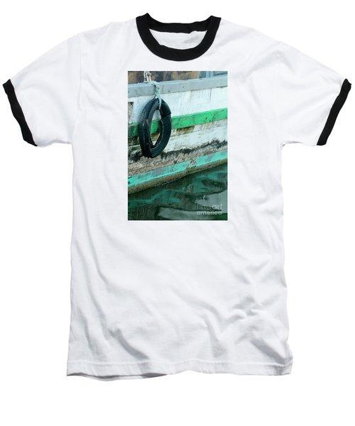 Baseball T-Shirt featuring the photograph Veteran by Joe Jake Pratt