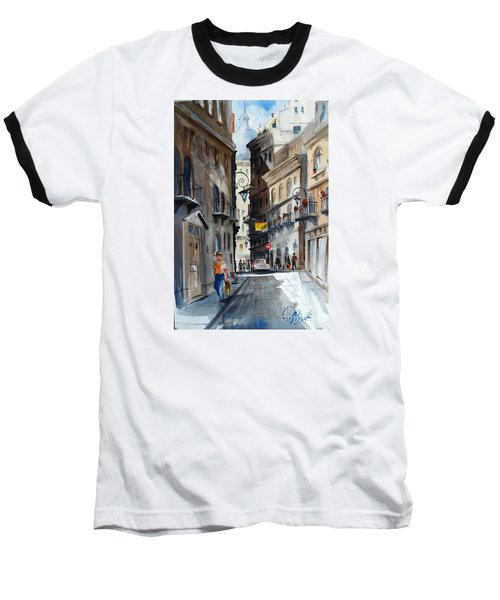 via Giardinetti  Baseball T-Shirt