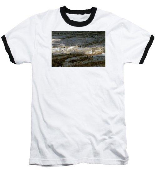 View From Masada Baseball T-Shirt by Dubi Roman