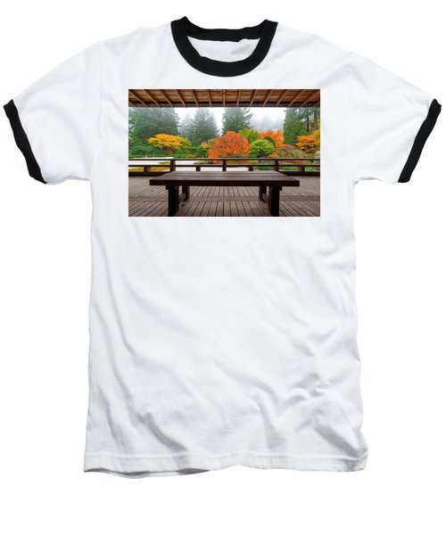 View From The Pavilion Baseball T-Shirt