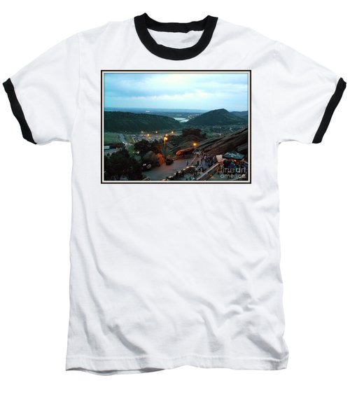 View From The Top 2 Baseball T-Shirt