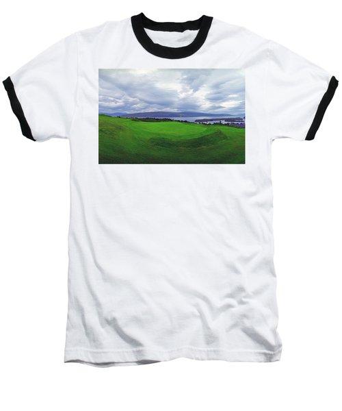 Views Of The Seas Baseball T-Shirt by Jan W Faul