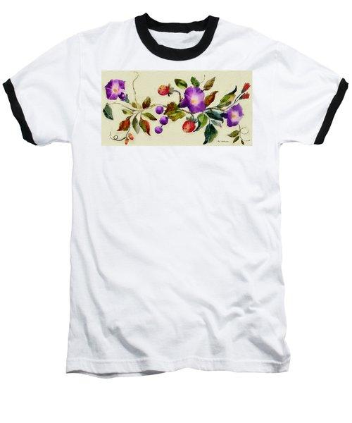 Vintage Charm Baseball T-Shirt