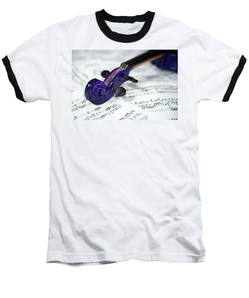 Violin Tuning Pegs  Baseball T-Shirt
